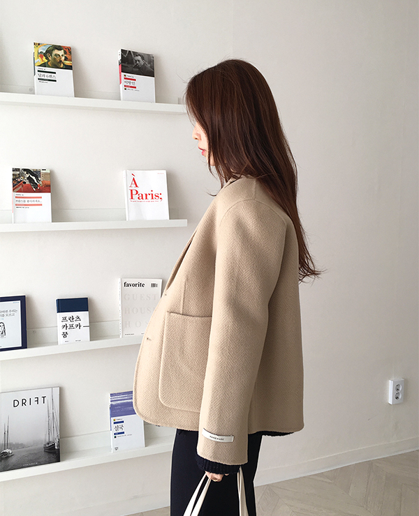 short jk coat ( 2color )