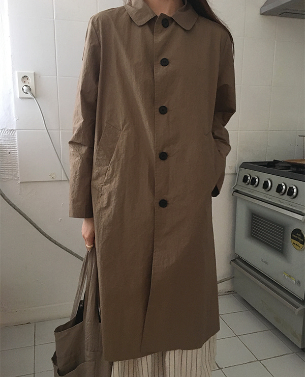 tutti trench coat 재입고
