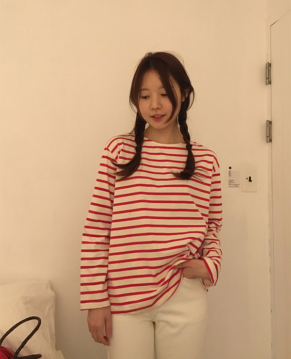 voice stripe top